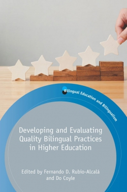 Jacket Image For: Developing and Evaluating Quality Bilingual Practices in Higher Education